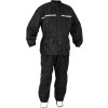 River Road High-N-Dry Two-Piece Rain Suit - TourMaster Defender Rainsuit