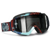 Scott 2013 Hustle Graphic Goggles - Chrome - Scott 2013 Hustle Goggles