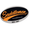 Saddlemen Embossed Metal Sign - Saddlemen Destination Pack