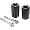 Shogun Motorsports No Cut Frame Sliders - Shogun Motorsports Swingarm Sliders
