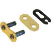 Sunstar 520 SSR O-Ring Sealed Ring Chain Master Link - Sunstar 520 HDN Heavy Duty Non-Sealed Chain