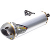 Two Brothers M-7 Slip-On Exhaust - 2007 Yamaha RAPTOR 350 Big Gun Evo Race Slip-On Exhaust