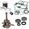 Vertex Hot Rods Complete Top & Bottom End Kit - 2-Stroke - 2010 Yamaha YZ250 HOT RODS Complete Bottom End Kit