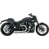 Vance & Hines Competition Series 2-Into-1 Exhaust - Vance & Hines Fuel Pak