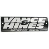 Vance & Hines Supersport Exhaust Nameplate With Rivets - Vance & Hines Twin Slash Staggered Exhaust
