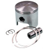 Wiseco Pro-Lite 2-Stroke Piston - 1986 Yamaha YZ490 Cometic Top End Gasket Kit