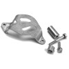 Works Connection Rear Brake Caliper Guard - 2008 Yamaha YZ450F Pro Moto Billet Sharkfin Rear Disc Guard