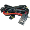 Yana Shiki Replacement Harness With Resistor For HID Kits - Yana Shiki Universal Diamond Cut-Out Flat Grips