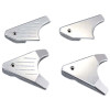 Yamaha Star Accessories Billet Rear Swingarm Cover - Yamaha Star Accessories Metal Rear Fender Tip