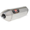 Yoshimura R-77 Slip-On Exhaust - Single - Two Brothers M-2 Slip-On Exhaust